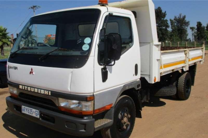Mitsubishi Truck Tipper CANTER 3 CUBE TIPPER 1999