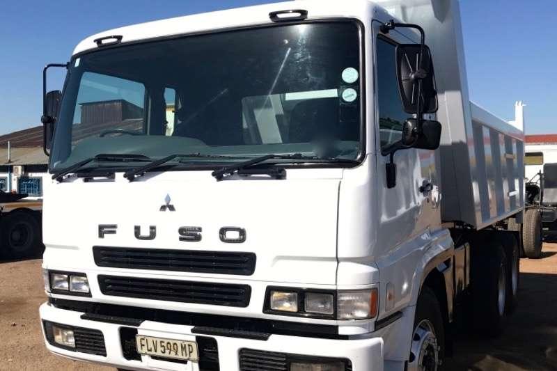 Mitsubishi Truck Tipper FUSO FV26 310 10 CUBE 2011