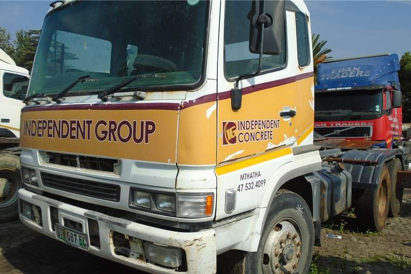 Mitsubishi Truck Tipping body 26 318 2007