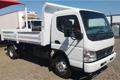 Mitsubishi Tipping body FUSO 3.5 CUBE TIPPER Truck