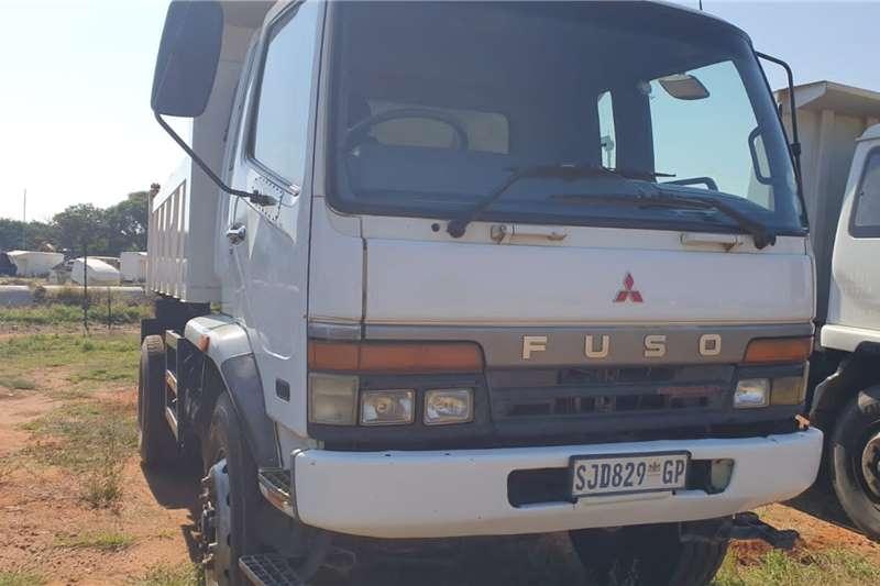 Mitsubishi Tipping body MITSUBISHI FUSO INTERCOOLER 6M³ TIPPER Truck