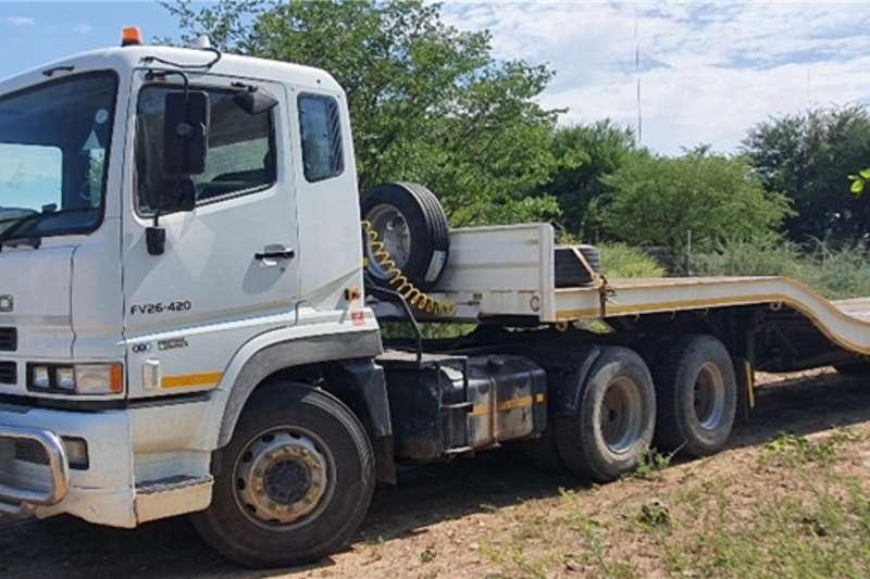 Mitsubishi Fuso FV26 420 6X4 Truck tractors