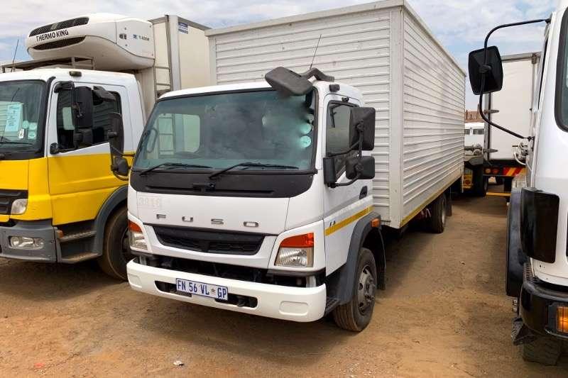 Mitsubishi Truck Volume body FUSO FA9 137 2016