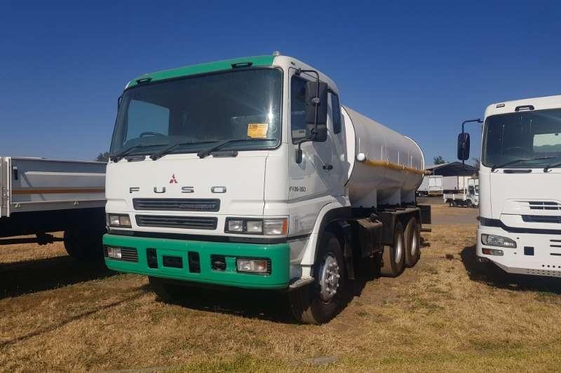 Mitsubishi Truck Water tanker FV26 350 (16 000L) 2015