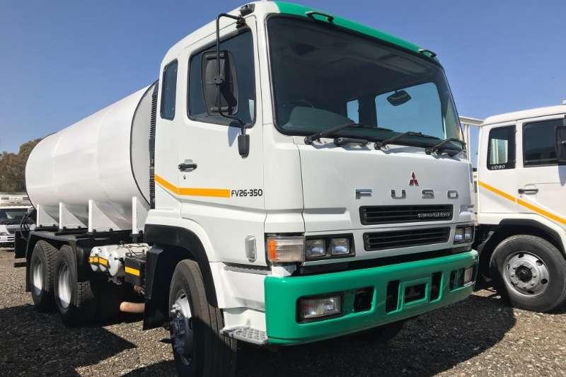 Mitsubishi Water bowser trucks Fuso FV26 350 16000LT Water Tanker 2015