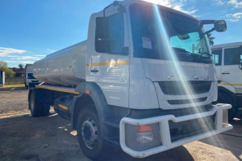 Mitsubishi Mitsubishi 8000 litre water tanker truck for sale Water bowser trucks