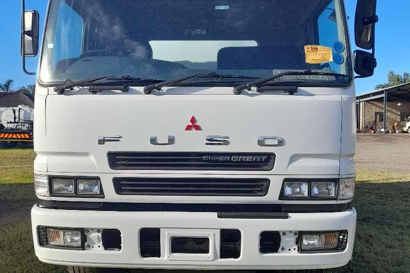 Mitsubishi MITSUBISHI FUSO FV26 350 16000 LITRE WATER TANK TR Water bowser trucks