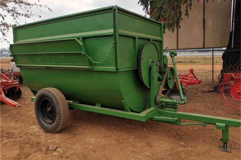 Mixer Trailers