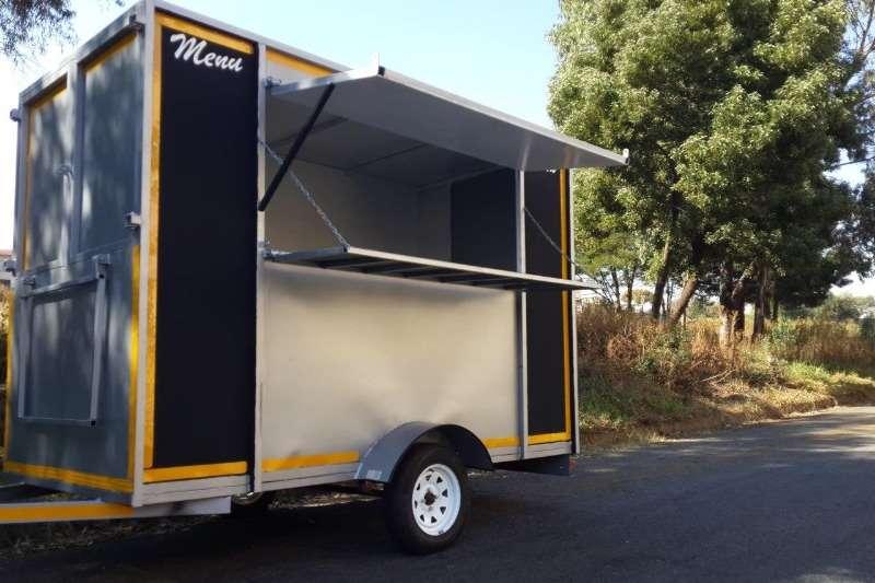 Mobile kitchen trailer Mobile kitchen Trailer 2019