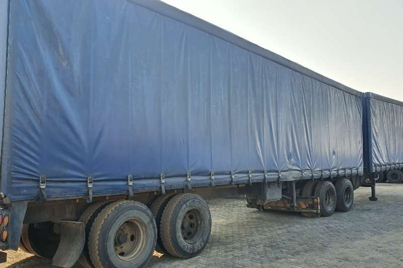 Motor Trail Tautliner Superlink Tautliner Trailers