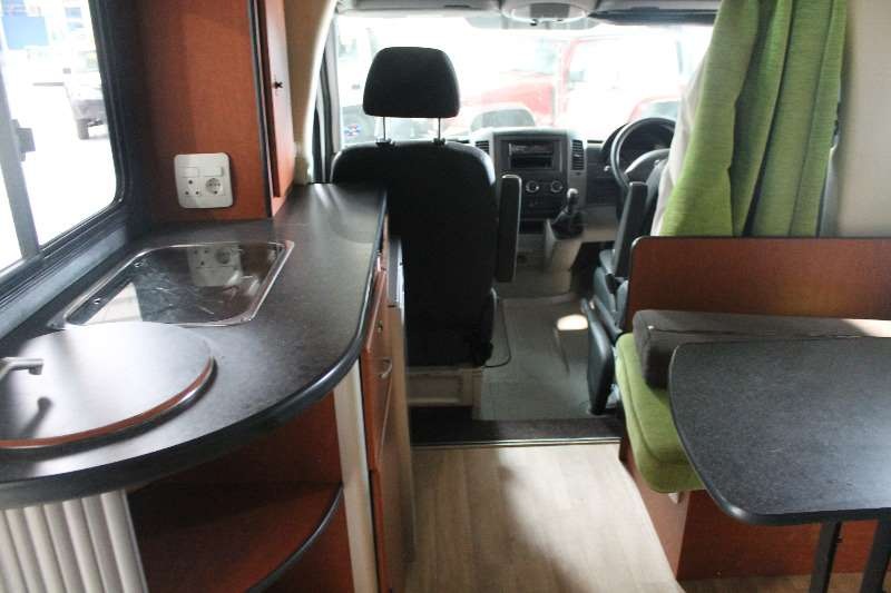 MERCEDES BENZ SPRINTER 315 CDI BERTH AVALON Motorhome
