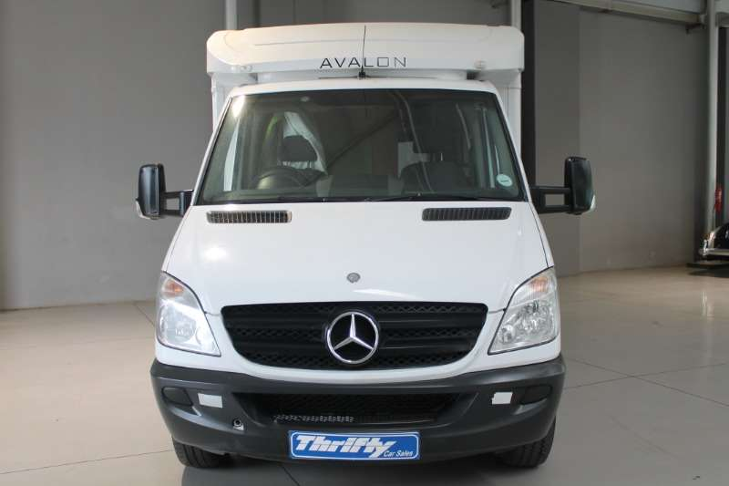 Motorhome MERCEDES BENZ SPRINTER 315 CDI BERTH AVALON 2013