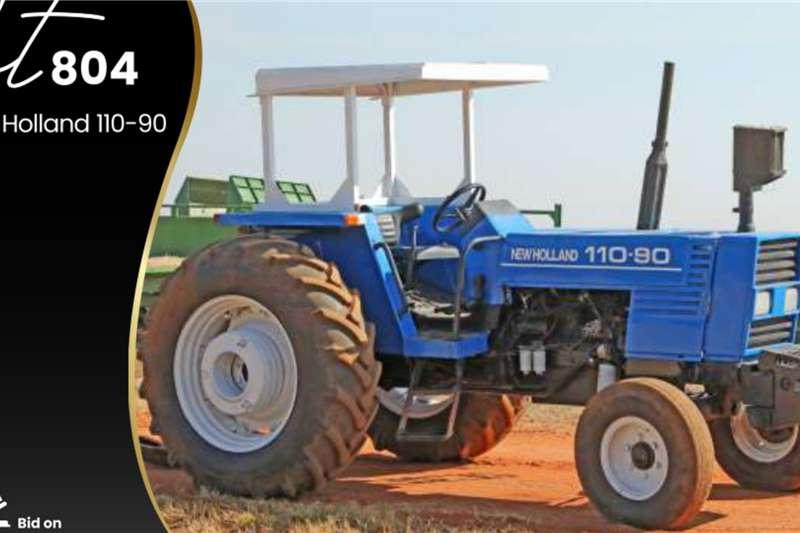 New Holland 110 90 Tractors