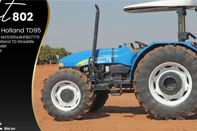 New Holland TD95 Tractors