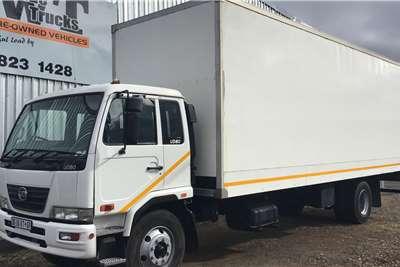 Nissan 2014 Nissan UD80 V/van Box trucks