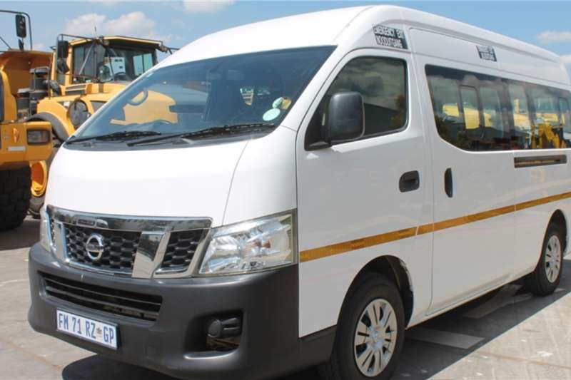 Nissan Buses NV350 2.5 Impedulo 16 Seat Bus 2016