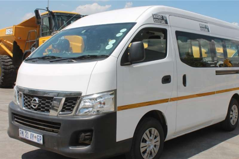 Nissan Buses NV350 2.5 Impendulo 16 Seat Bus 2016