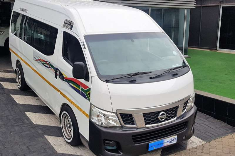 Nissan Buses NV350 2.5I IMPENDULO 16 SEATER 2016