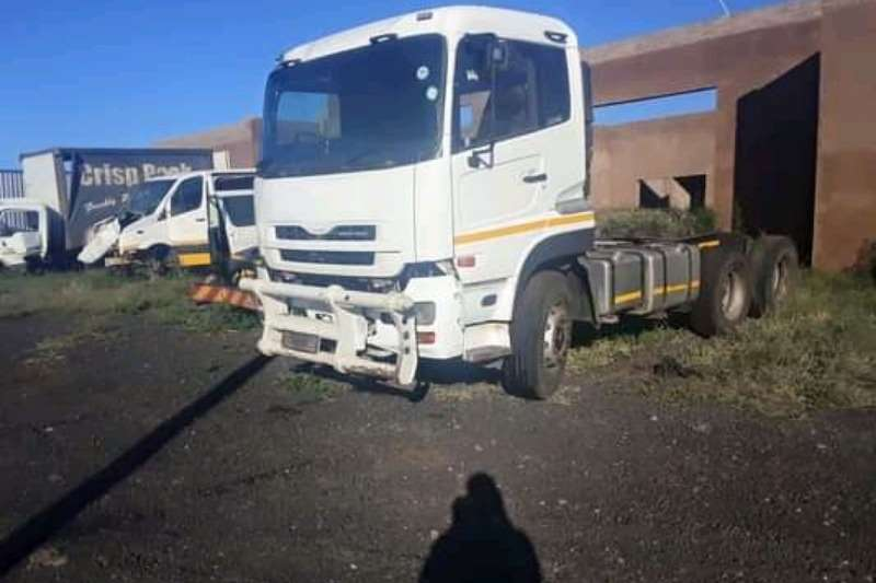 Nissan Chassis cab trucks