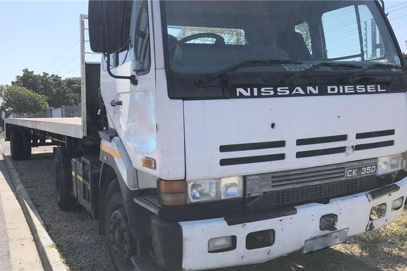 1996 Nissan  CK350