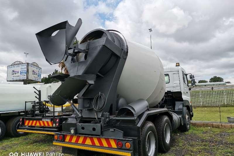 Nissan Nissan UD Quester CWE 330  8cube Concrete Mixer Concrete mixer trucks