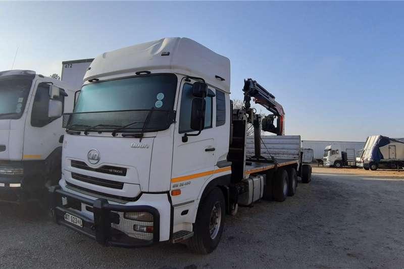 Nissan 2013 Nissan UD 26 490 Crane trucks