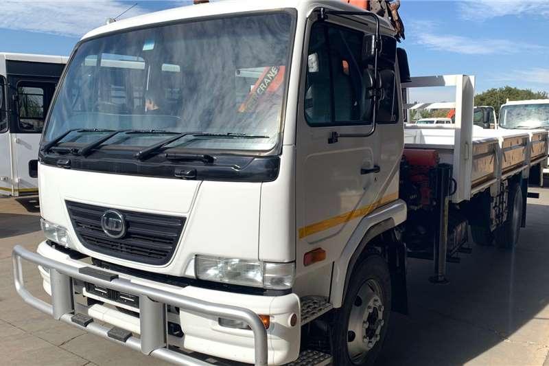 Nissan UD 80B F/C D/S Palfinger PK12000 Crane trucks