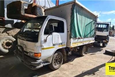 Nissan Cabstar 20 Tautliner Curtain side trucks