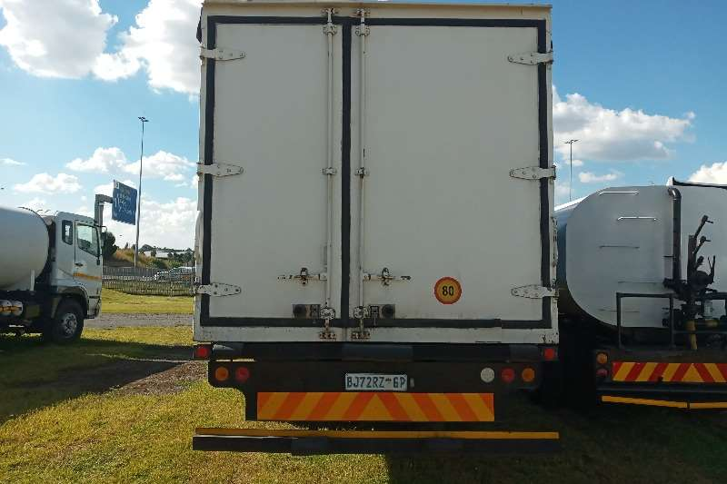 Nissan Nissan UD 80 (8 TON) CURTAIN SIDE TRUCK FOR SALE Curtain side trucks