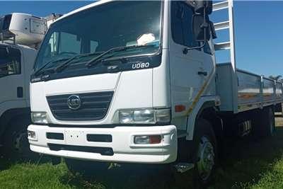Nissan Nissan UD 80   8 TON MASS DROPSIDE FOR SALE Dropside trucks