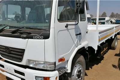 Nissan NISSAN UD100 Dropside trucks