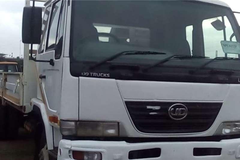 Nissan Dropside trucks UD90 Dropside 2016