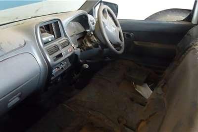 Nissan HARDBODY NP300 LDVs & panel vans