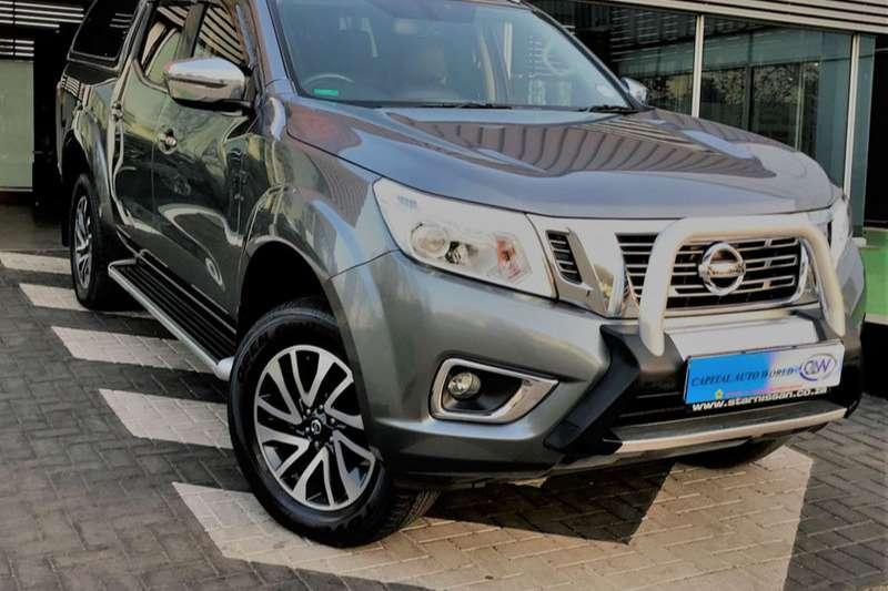 Nissan LDVs & panel vans NAVARA 2.3D LE 4X4 AUTO D/C BAKKIE 2017