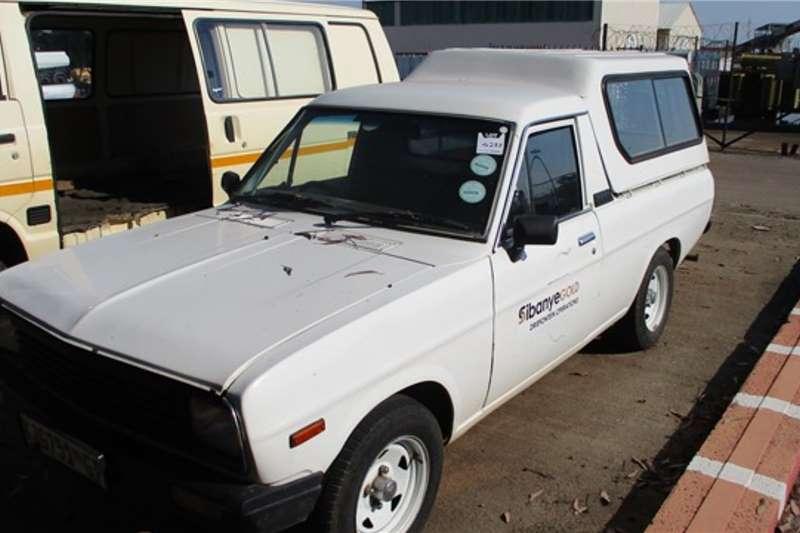 Nissan LDVs & panel vans Nissan 1.4 Litre, Single Cab Bakkie / LDV