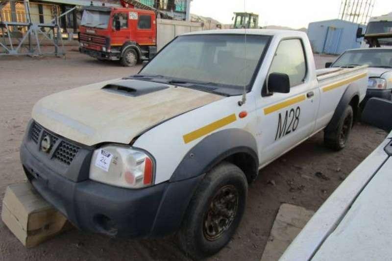 Nissan LDVs & panel vans Nissan Bakkie/LDV