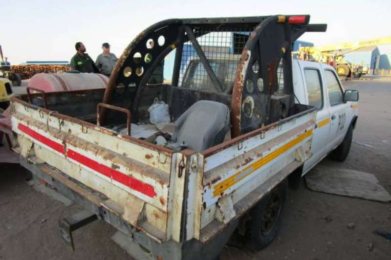 Nissan LDVs & panel vans Nissan Double Cab Bakkie/LDV
