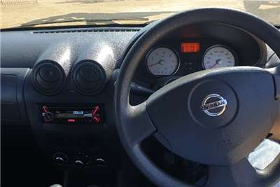 Nissan Nissan NP200 1.6i 16V Safetypack LDVs & panel vans