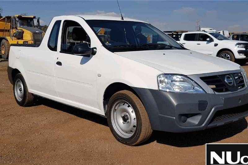 Nissan NISSAN NP200 MANUAL LDV LDVs & panel vans
