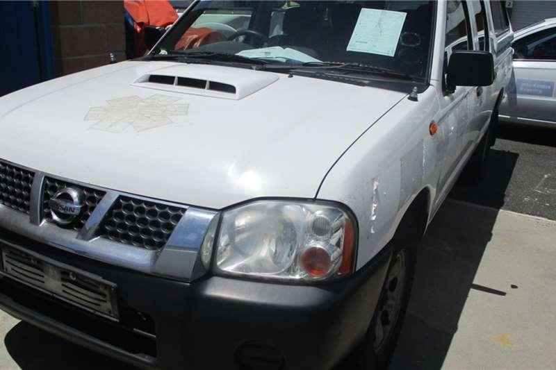 Nissan LDVs & panel vans Nissan NP300 2.5 TDI Double Cab Bakkie 2013