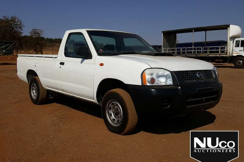Nissan LDVs & panel vans NISSAN NP300 HARDBODY SINGLE CAB LDV 2012