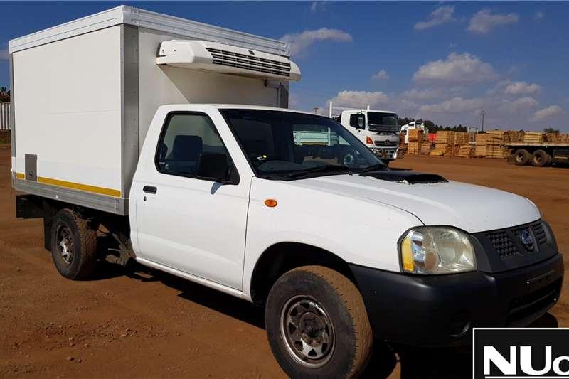 Nissan LDVs & panel vans Nissan Single Cab Refrigerated Body LDV