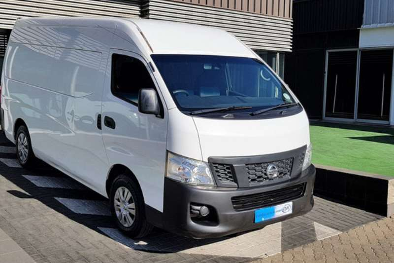 Nissan LDVs & panel vans NV350 2.5i Wide F/C Panel Van 2015
