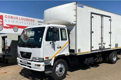 Nissan 2016 Nissan UD90 Van body Other trucks