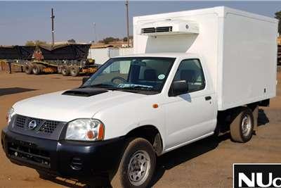 Nissan NISSAN SINGLE CAB REFRIGERATED BODY LDV Refrigerated trucks