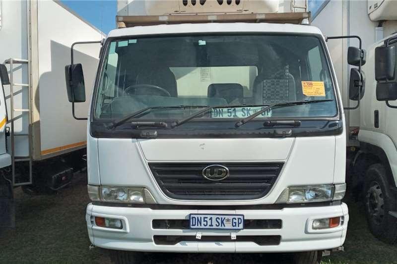 Nissan Nissan UD 90   8 TON FRIDGE UNIT FOR SALE Refrigerated trucks