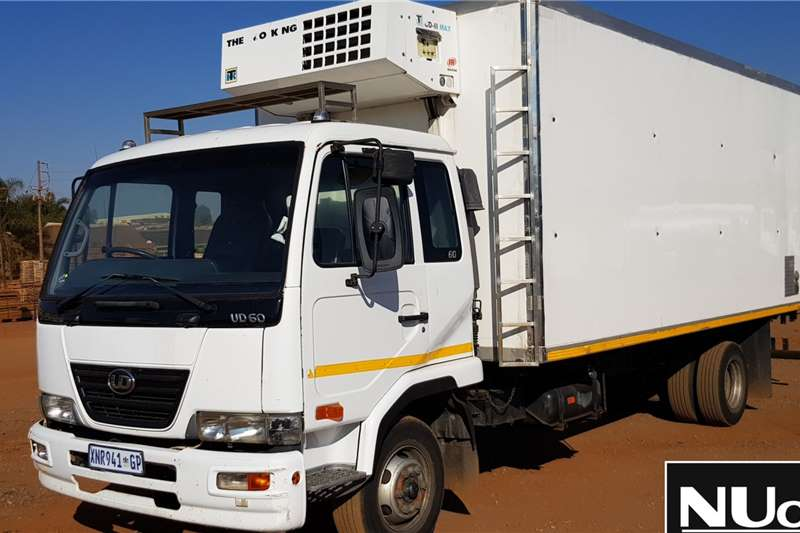 Nissan Refrigerated trucks Nissan UD60 Refrigerated Body