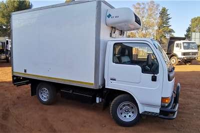 Nissan UD20 FRIDGE BODY Refrigerated trucks