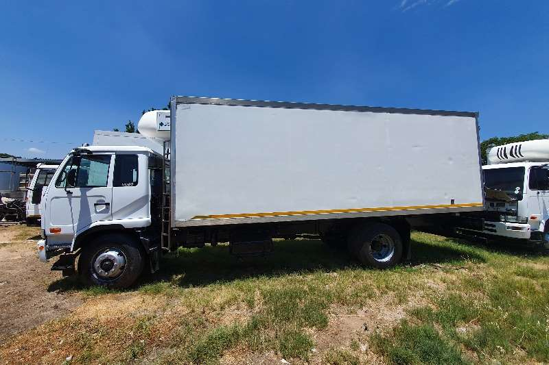 Nissan Refrigerated trucks UD80 REFRIGERATED UNIT 2010