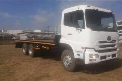 Nissan 14TON NISSAN UD 460 ROLLBACK Rollback trucks